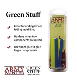 Army Painter Army Painter: Kneadatite Green Stuff 8""