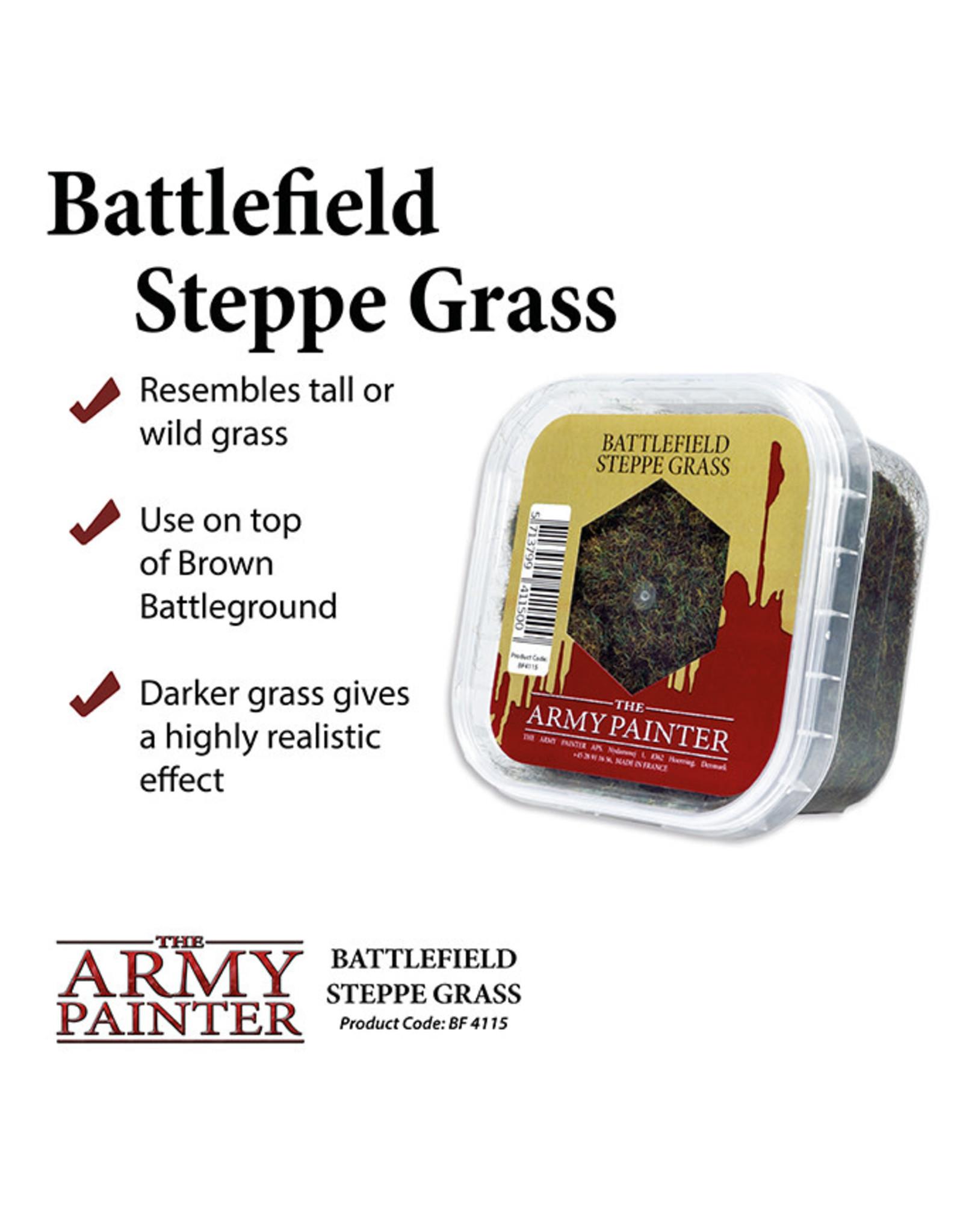 Army Painter Battlefields Essential: Steppe Grass Static
