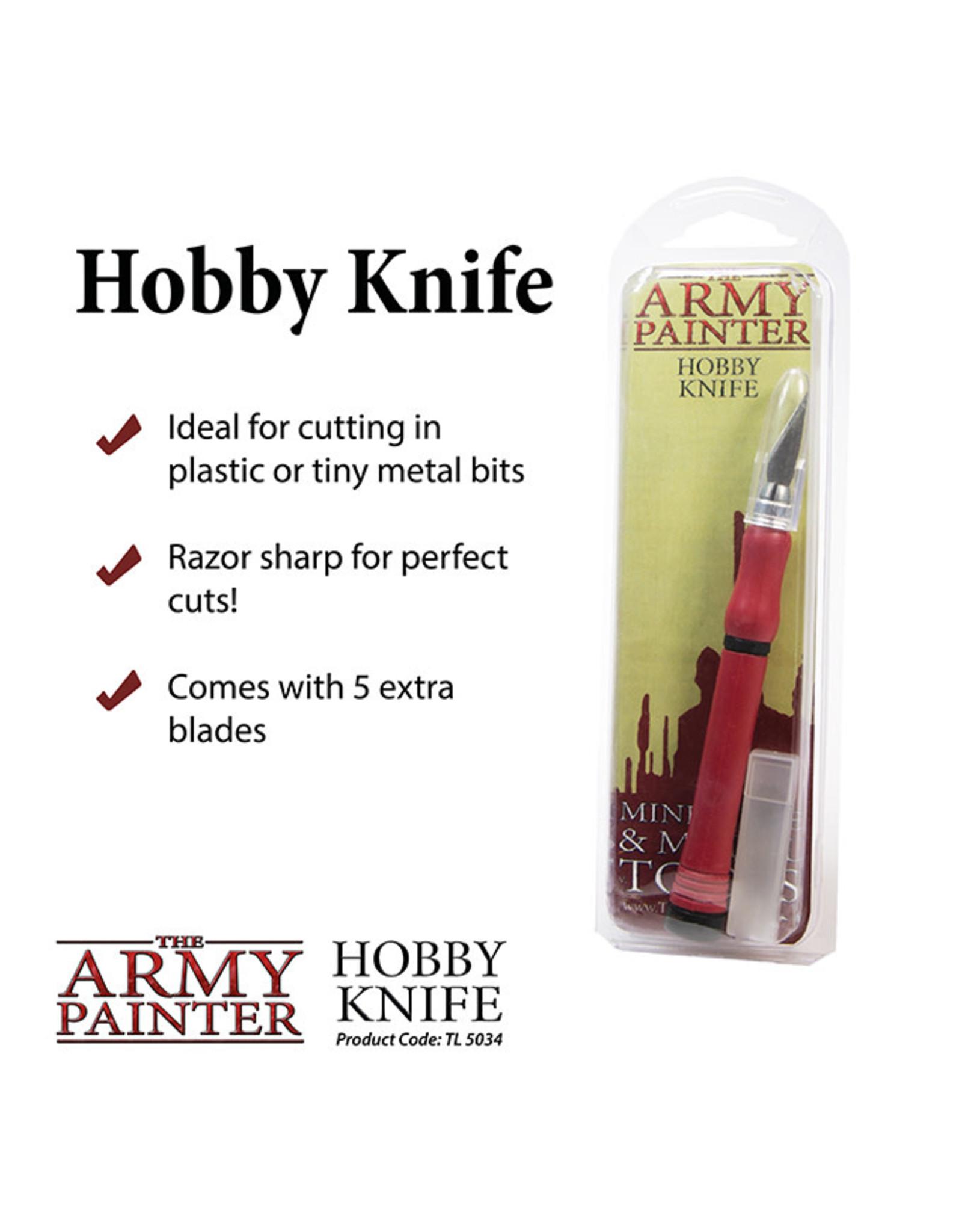 Army Painter Precision Hobby Knife