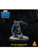 Atomic Mass Games Marvel: Crisis Protocol - Black Panther and Killmonger Character Pack