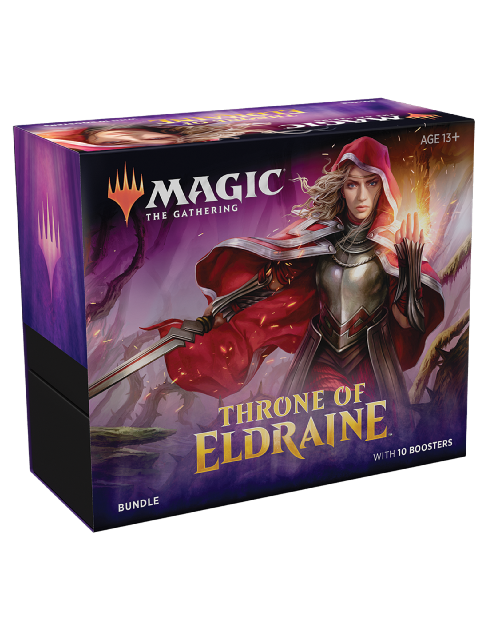 Wizards of the Coast Throne of Eldraine Bundle