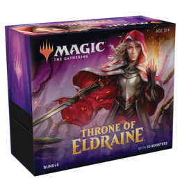 Wizards of the Coast Throne of Eldraine Bundle