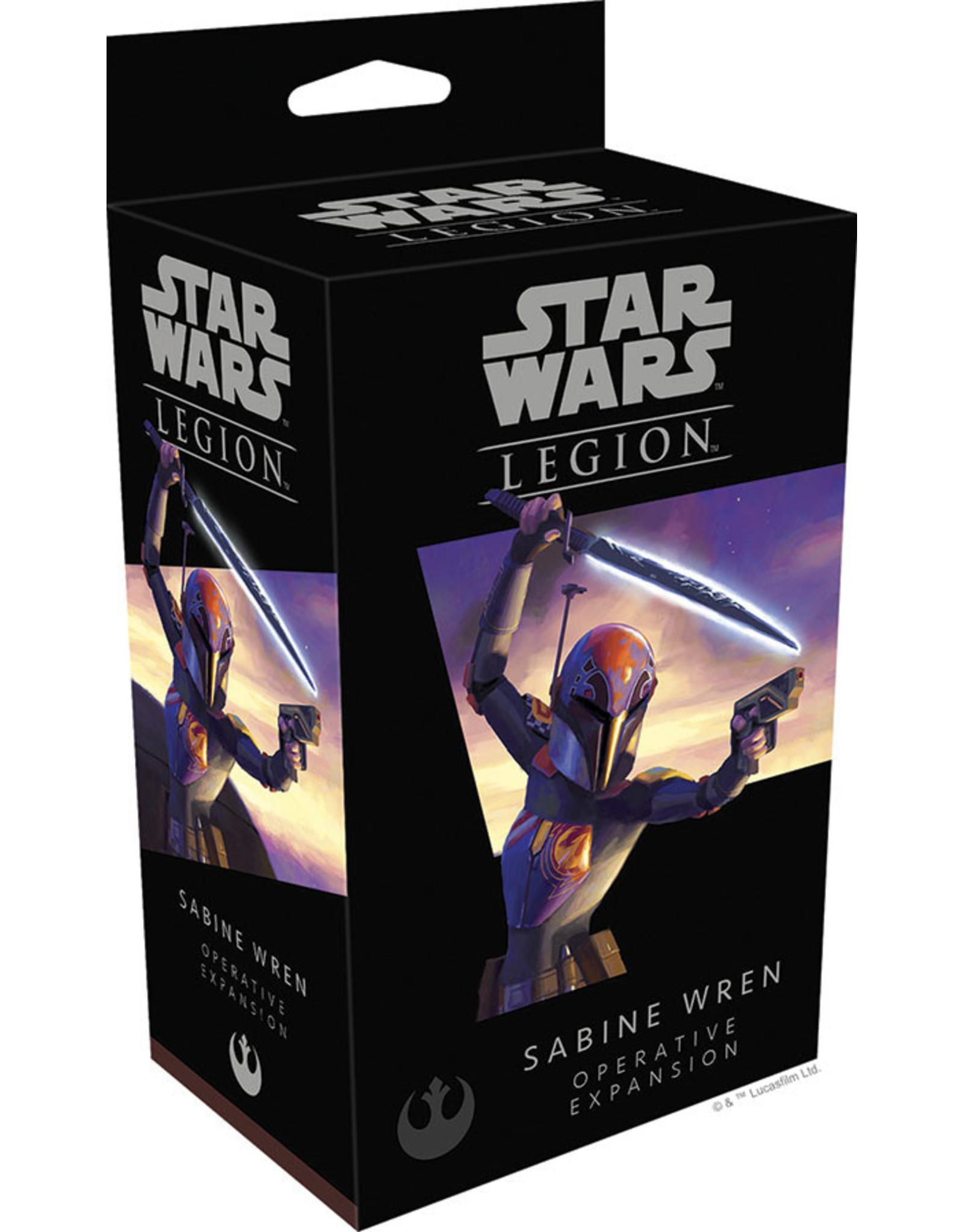 Fantasy Flight Games Star Wars: Legion - Sabine Wren Operative Expansion