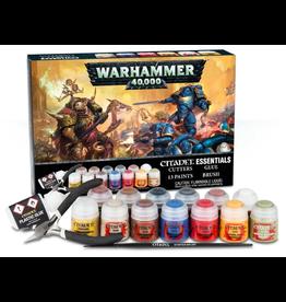 Games Workshop WARHAMMER 40k ESSENTIALS SET