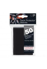 Ultra Pro Ultra Pro Card Sleeves Solid Black Standard Size 50ct