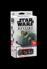 Fantasy Flight Games Star Wars Destiny: General Grievous Starter Set