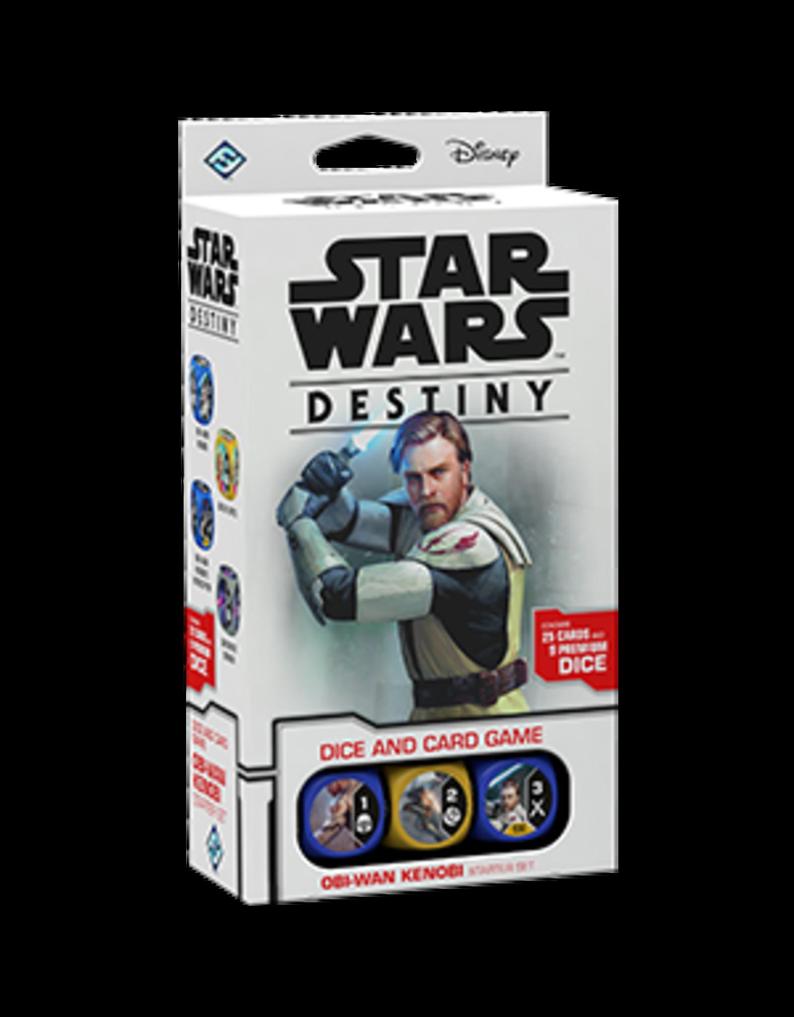 Fantasy Flight Games Star Wars Destiny: Obi-Wan Kenobi Starter Set