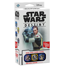 Fantasy Flight Games Star Wars Destiny: Obi-Wan Kenobi Starter Set
