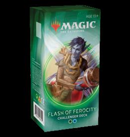 Wizards of the Coast Magic: 2020 Challenger Deck - Flash of Ferocity