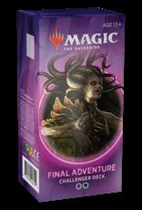 Wizards of the Coast Magic: 2020 Challenger Deck - Final Adventure