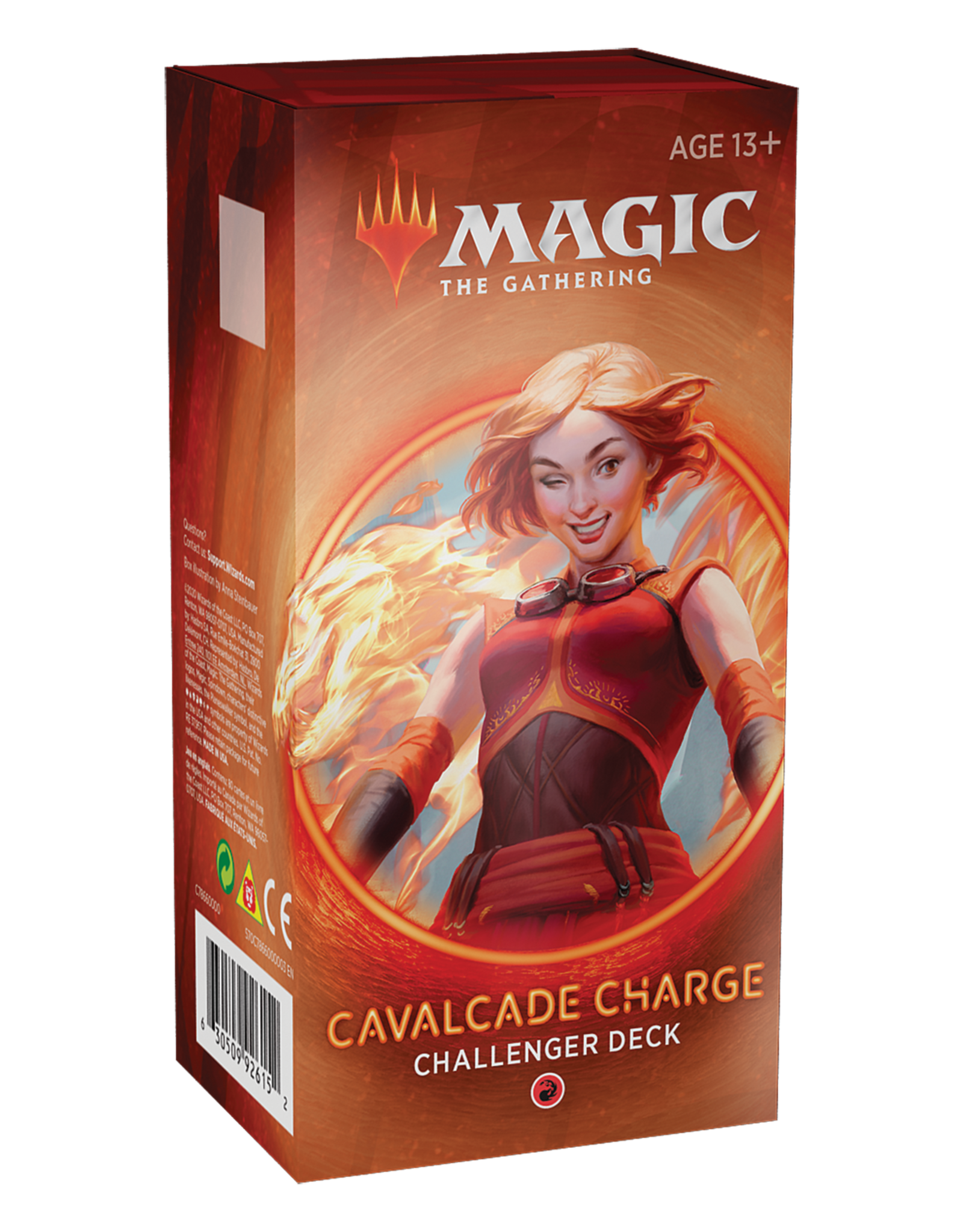 Wizards of the Coast Magic: 2020 Challenger Deck - Cavalcade Charge