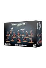 Games Workshop Adepta Sororitas Battle Sisters Squad