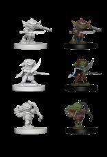 Wizkids Goblins: PF Deep Cuts Unpainted Miniatures