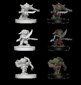 Wizkids PF Deep Cuts Unpainted Miniatures: Goblins