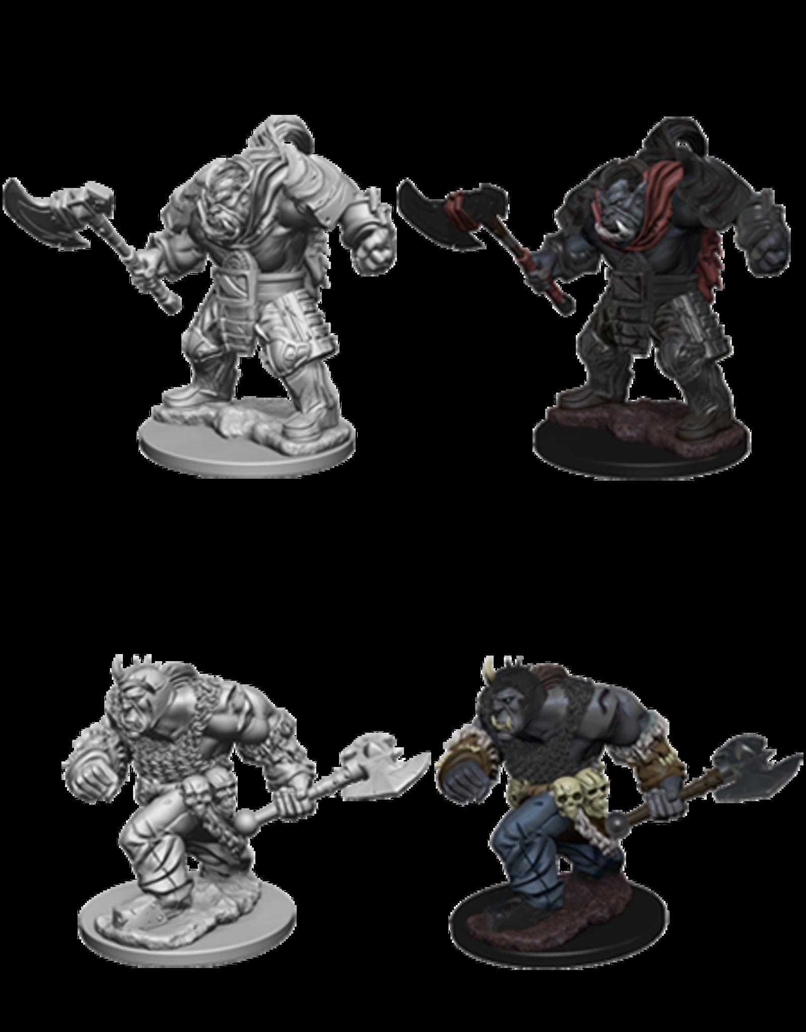 Wizkids Orcs: D&D Nolzurs Marvelous Unpainted Minis