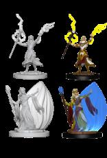 Wizkids Elf Female Wizard: D&D Nolzurs Marvelous Unpainted Minis