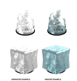 Wizkids Gelatinous Cube: D&D Nolzurs Marvelous Unpainted Minis