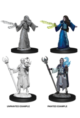 Wizkids W9 Male Elf Wizard: D&D Nolzurs Marvelous Unpainted Minis