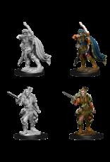 Wizkids Male Elf Rogue: D&D Nolzurs Marvelous Unpainted Minis