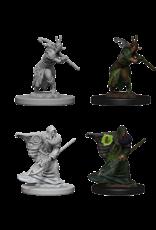 Wizkids Elf Male Druid: D&D Nolzurs Marvelous Unpainted Minis