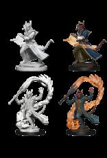 Wizkids Tiefling Male Sorcerer: D&D Nolzurs Marvelous Unpainted Minis