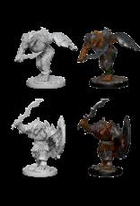 Wizkids Dragonborn Male Fighter: D&D Nolzurs Marvelous Unpainted Minis