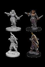 Wizkids Elf Female Ranger: D&D Nolzurs Marvelous Unpainted Minis