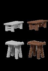 Wizkids Wooden Table & Stools: Deep Cuts Unpainted Minis
