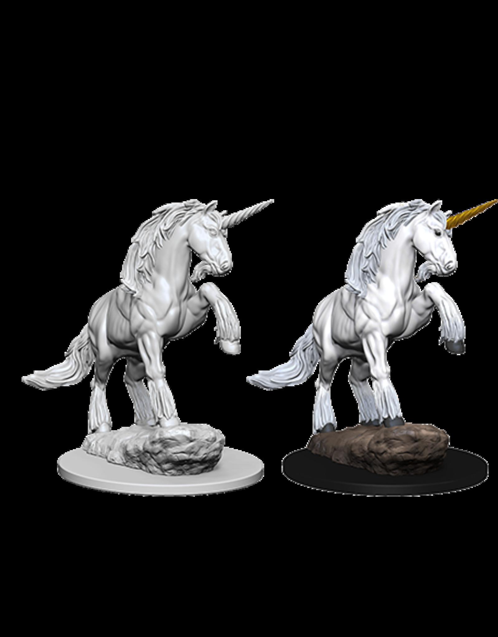 Wizkids Unicorn: PF Deep Cuts Unpainted Miniatures