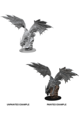 Wizkids Silver Dragon: PF Deep Cuts Unpainted Miniatures