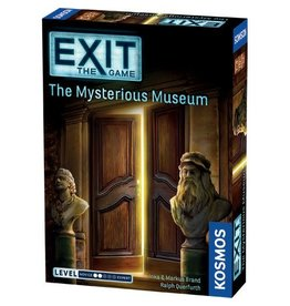 Kosmos Exit: The Mysterious Museum