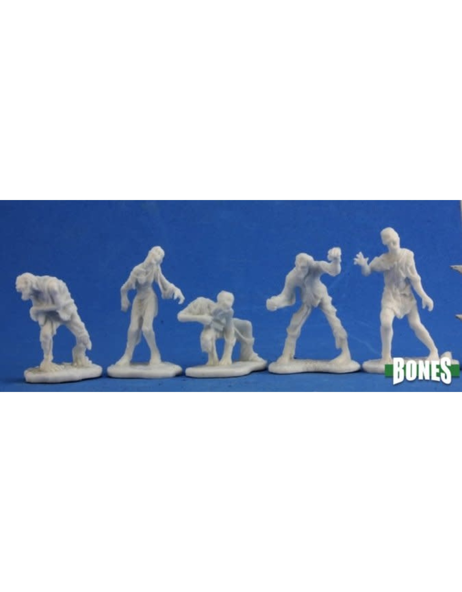 Reaper Dark Heaven Bones: Zombies! (5)