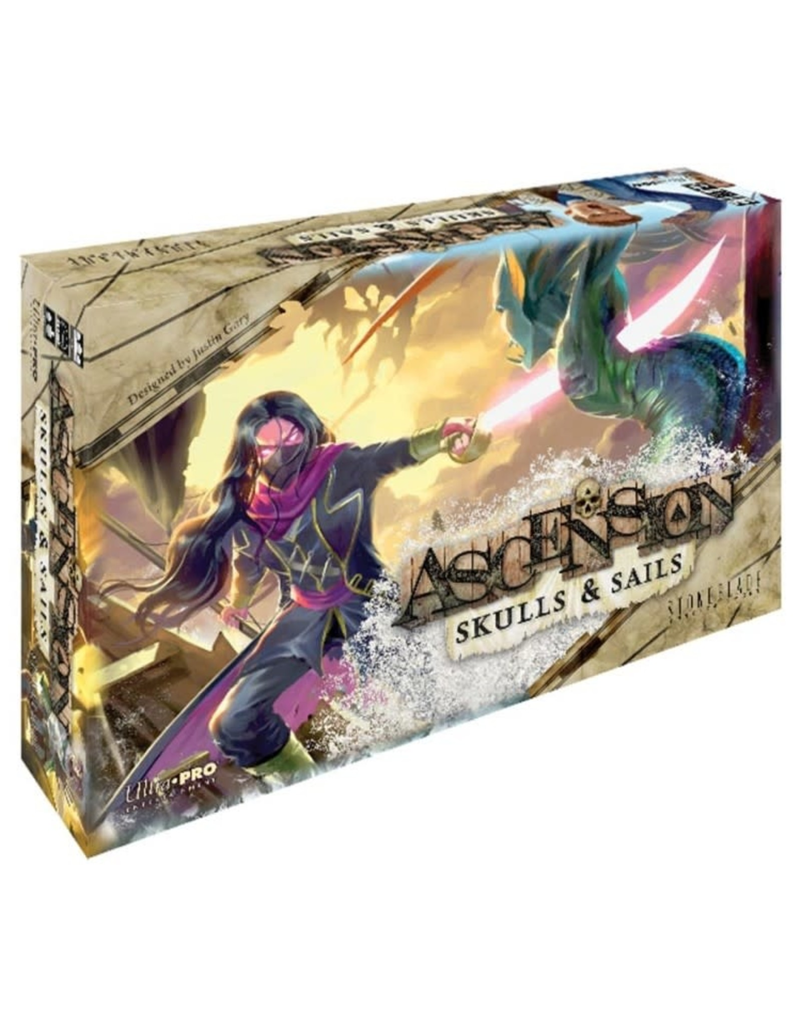 Stoneblade Entertainment Ascension: Skulls & Sails