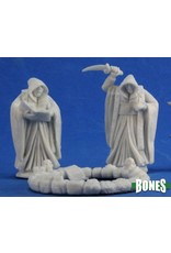 Reaper Dark Heaven Bones: Cultists and Circle (3)