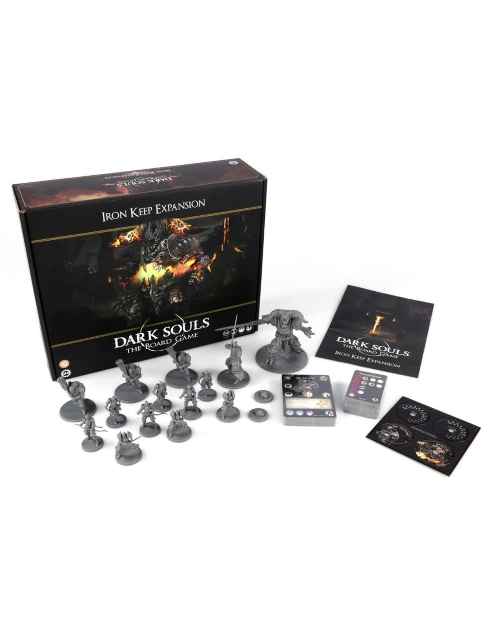 Steamforged Dark Souls: Iron Keep Expansion
