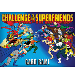 Cryptozoic Challenge of the Superfriends (Gryphon Engine Game)