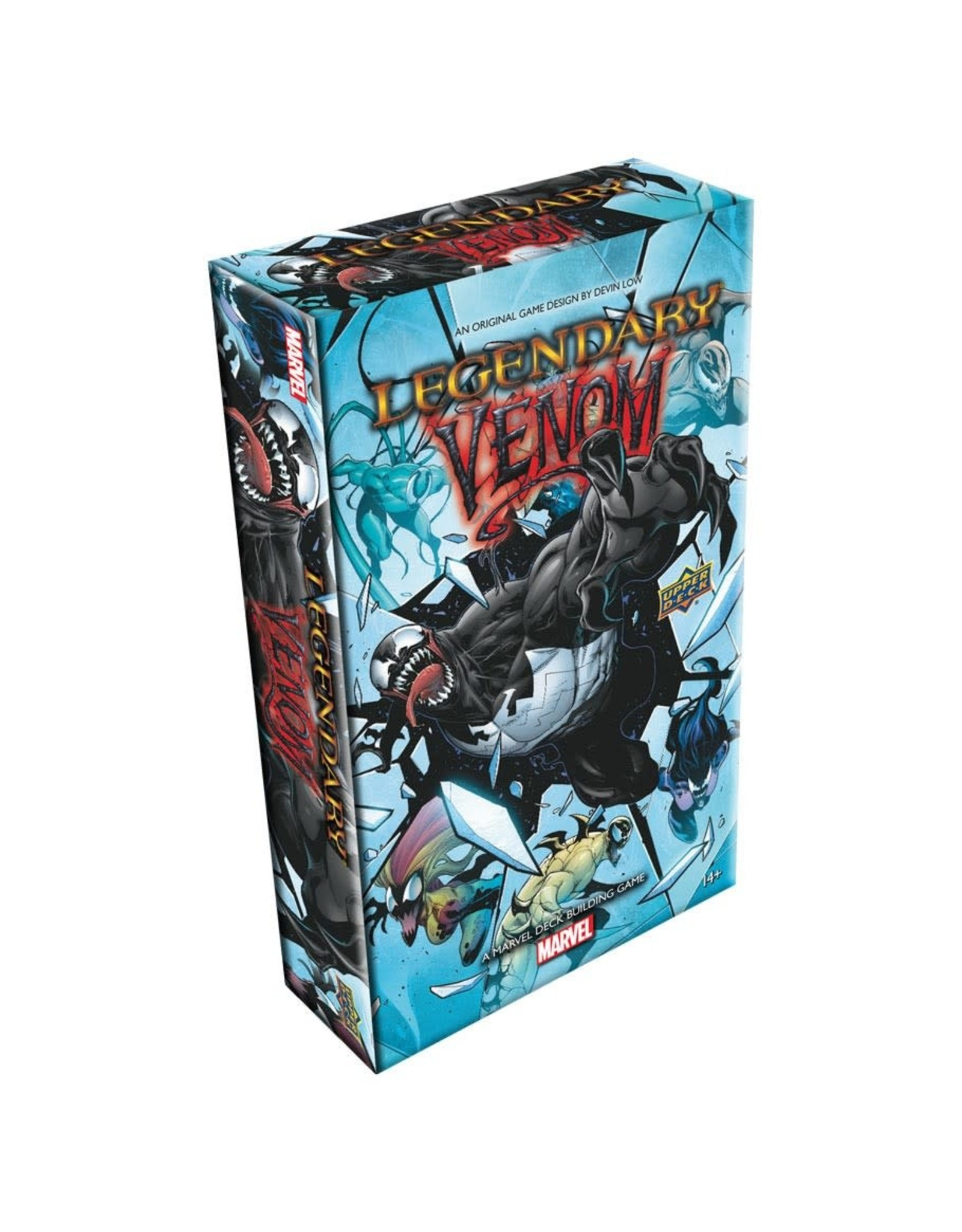 Upper Deck Legendary: Venom