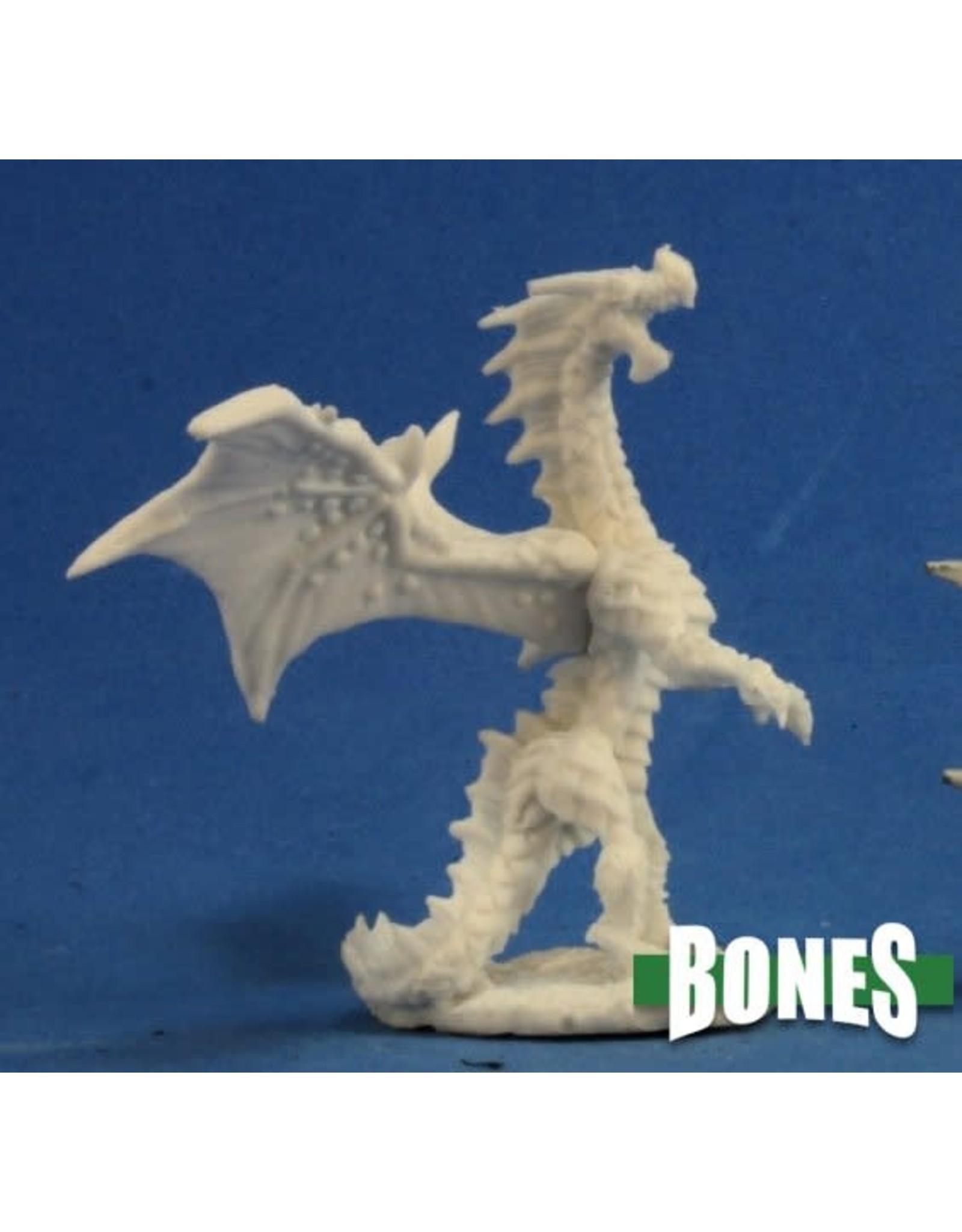Reaper Dark Heaven Bones: Dragon Hatchling Red
