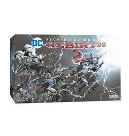 Cryptozoic DC Comics Deck-Building Game: Rebirth