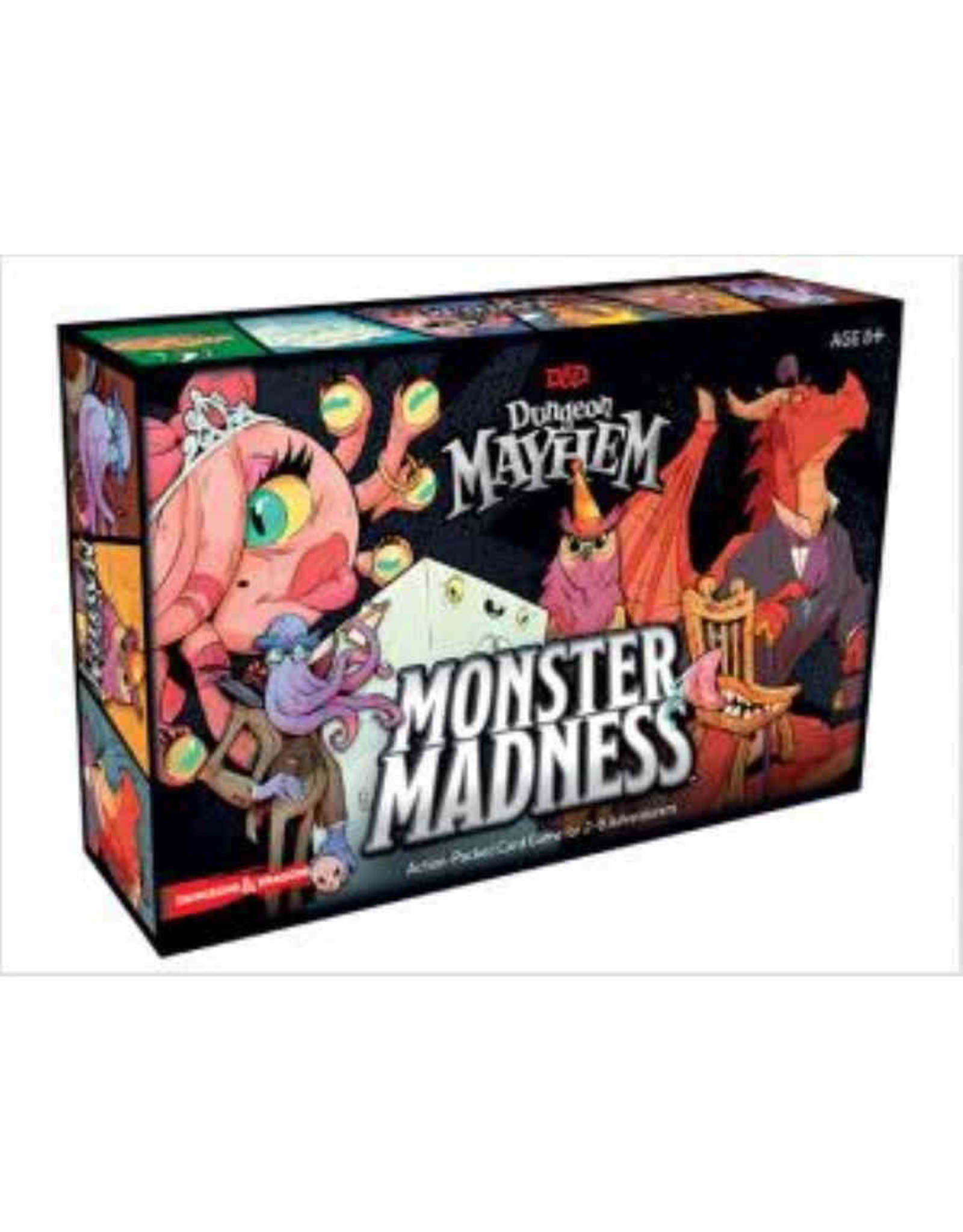 Wizards of the Coast D&D Dungeon Mayhem: Monster Madness