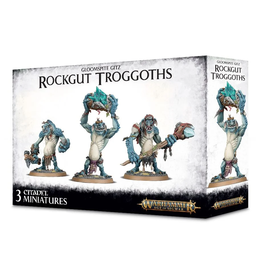 Games Workshop Gloomspite Gitz: Rockgut Troggoths
