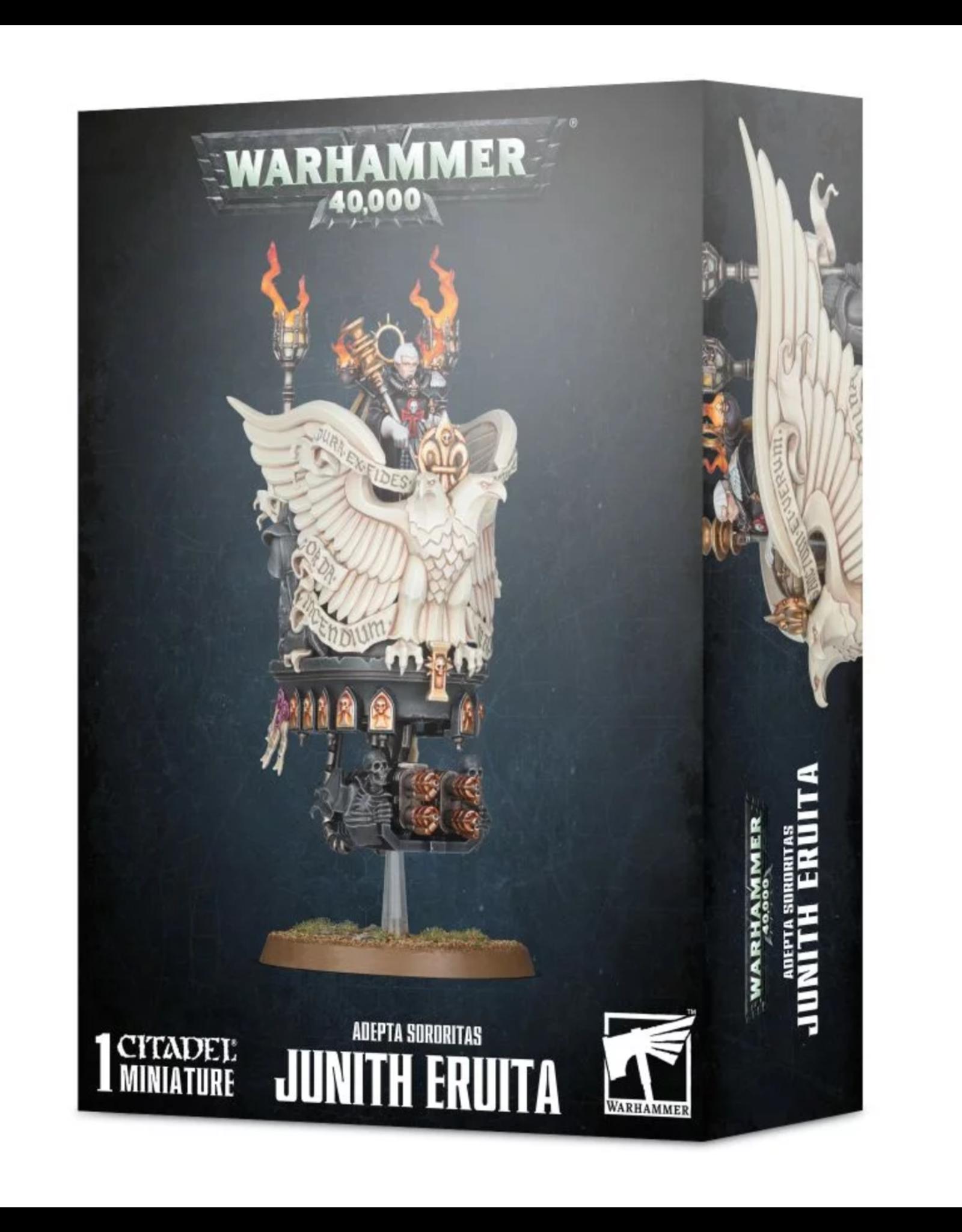 Games Workshop Warhammer 40K: Adepta Sororitas Junith Eruita