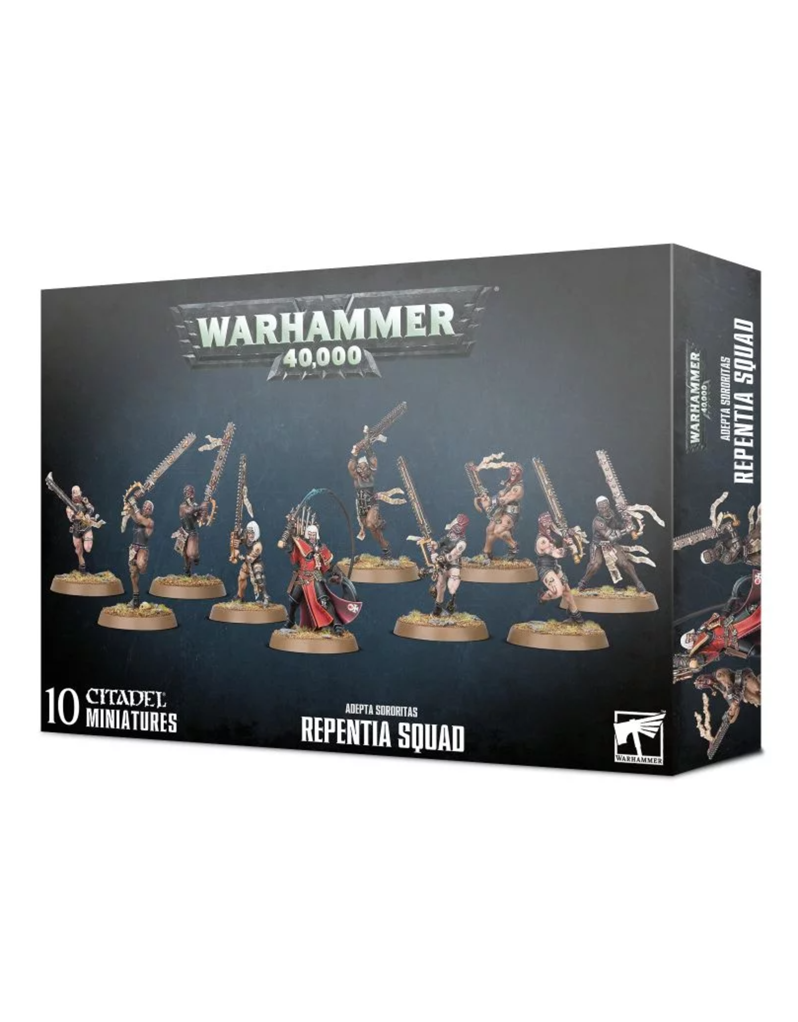 Games Workshop Warhammer 40K: Adepta Sororitas Repentia Squad
