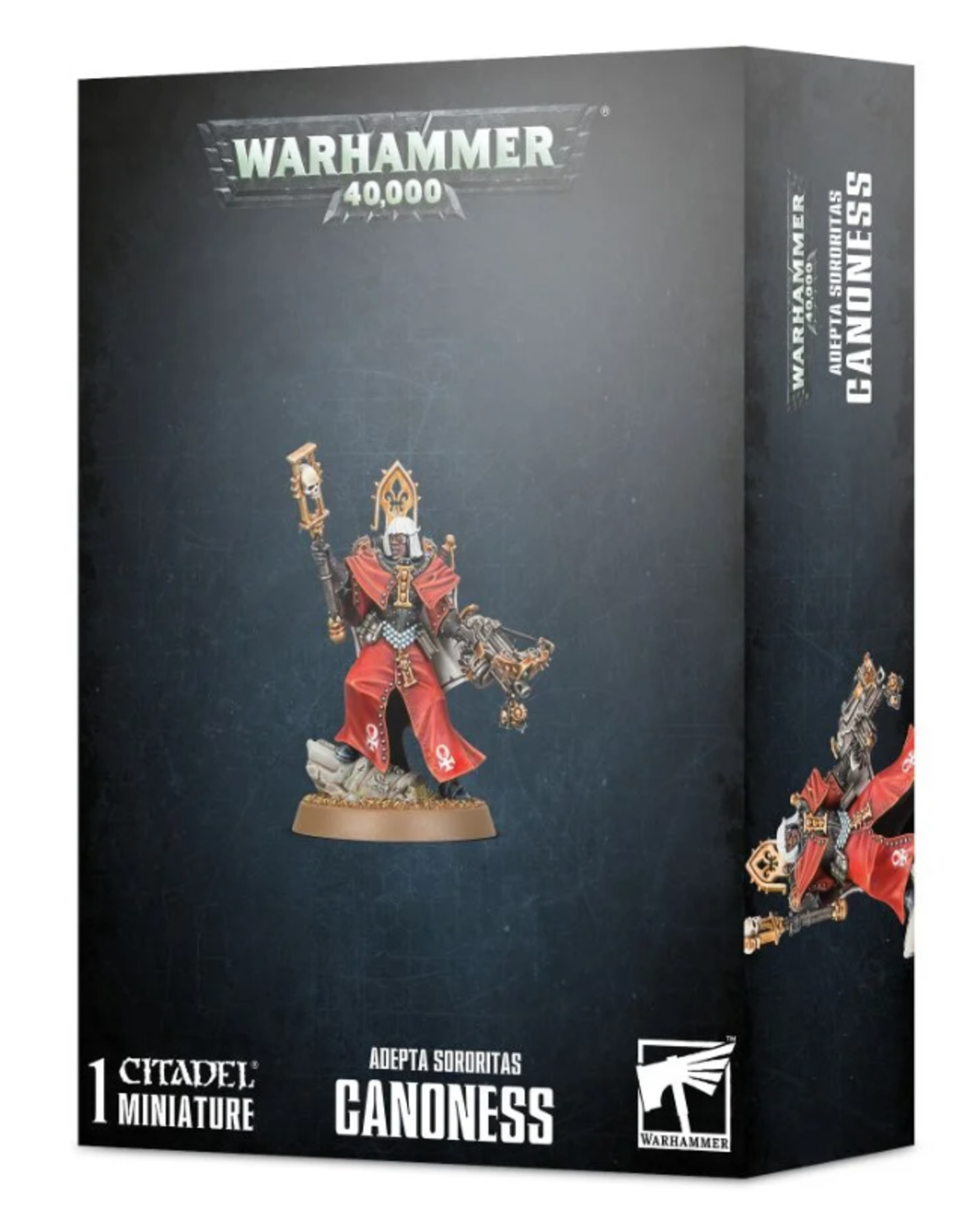 Games Workshop Adepta Sororitas Canoness