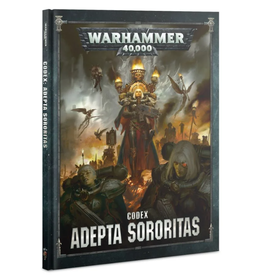 Games Workshop Codex: Adepta Sororitas