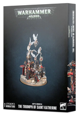 Games Workshop Adepta Sororitas The Triumph of St. Katherine