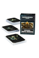 Games Workshop Warhammer 40K Datacards: Adepta Sororitas