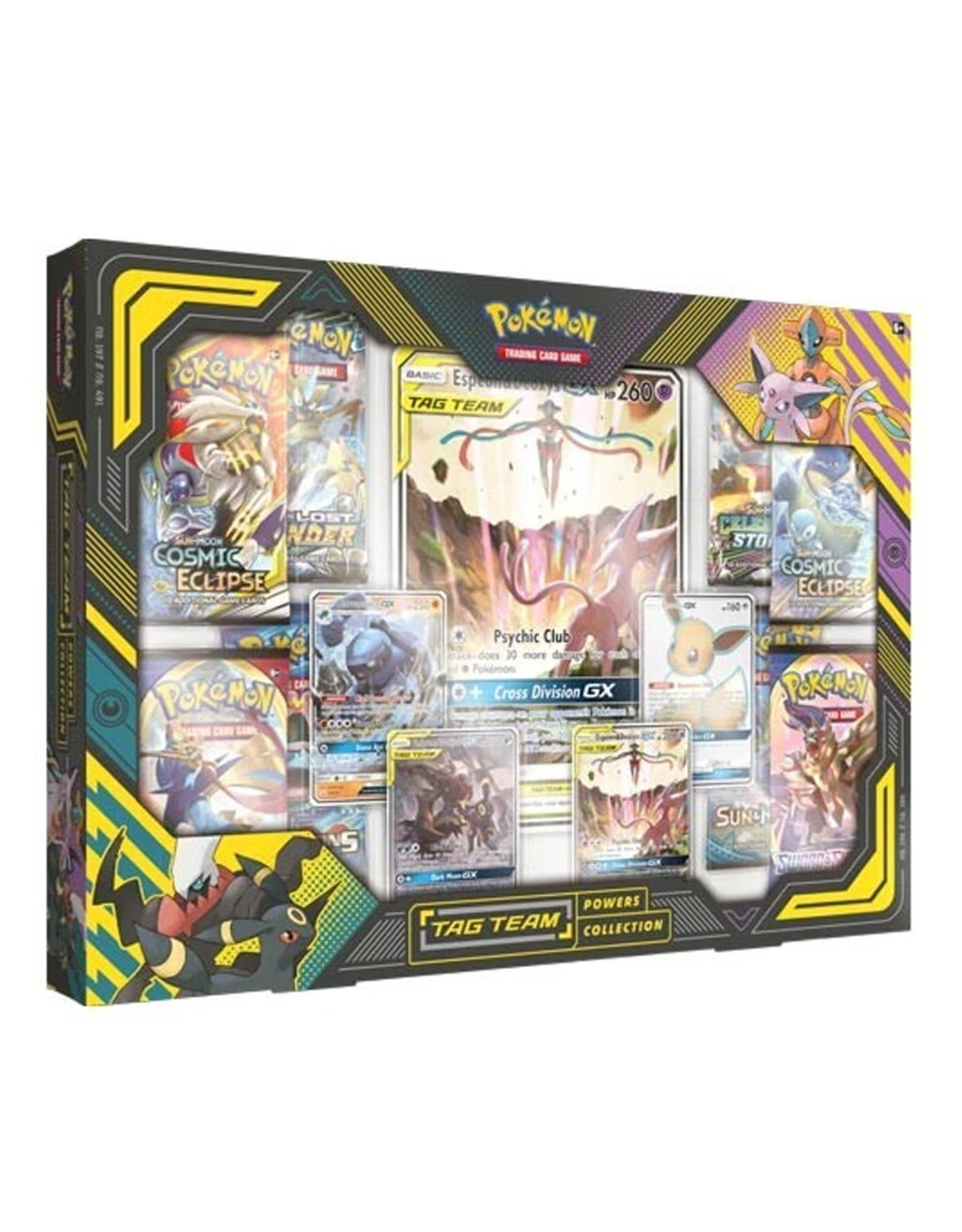 Pokemon Company Pokemon: Tag Team Powers Collection