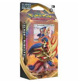 Pokemon Company Pokemon: Sword and Shield Rebel Clash Theme deck - Zamazenta