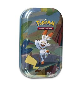 Pokemon Company Pokemon: Galar Pals Mini Tin - Scorbunny